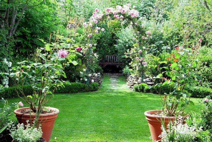 Thiết kế vườn gia đình